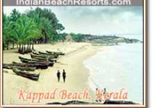 Kappad Beach in kerala
