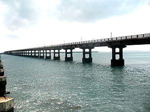 """"""" Pamban Bridge"""""""