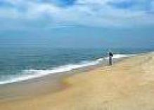 Alappuzha beach in kerala