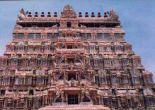 Chidambaram Temple in Tamilnadu