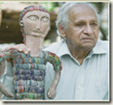 nek chand creator of rock garden