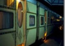 TRAVEL IN PALACE ON WHEELS