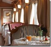 restaurant in Golden chariot
