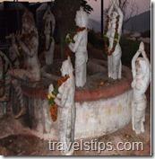 gosala in satyanarayana swamy temple