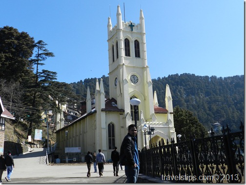 Church-Shimla