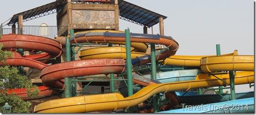 Tube Rides Jurasik Park