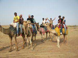 Camel Rides Jaisalmer
